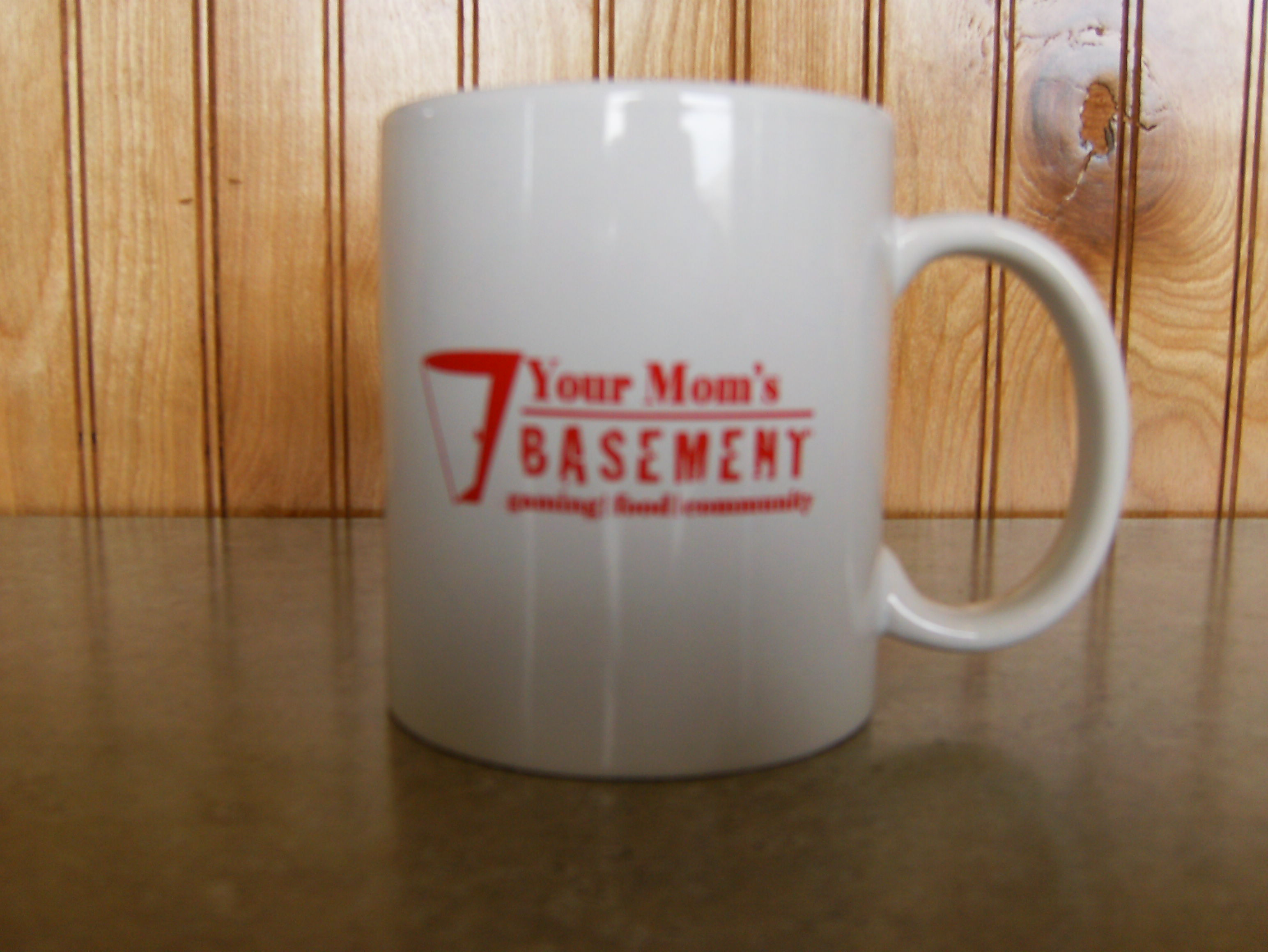 Free Coffee forever at Your Mom s Basement – Your Mom s Basement