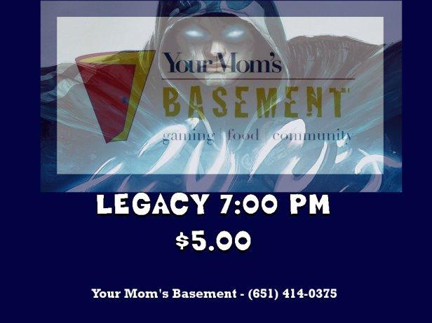 Legacy ad