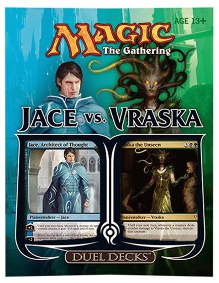 Duel Decks Jace vs Vraska box