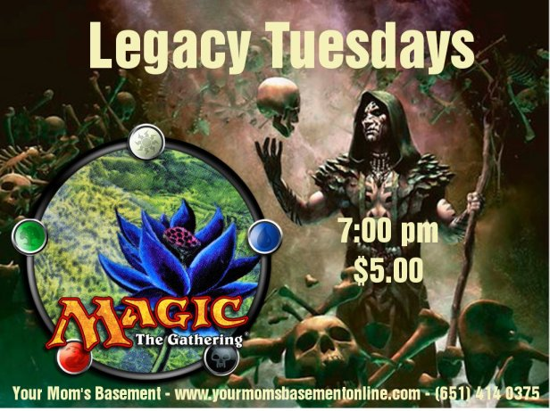 Tuesday Legacy