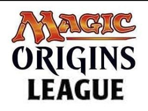 Magic Origins League Logo